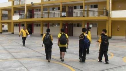 El Niño: destinan 29 millones de soles para rehabilitación de colegios
