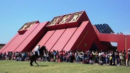 Museo Tumbas Reales de Sipán conmemora 13 años con ingreso libre