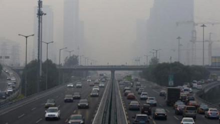 Cantidad de gases de efecto invernadero en atmósfera batió récord en 2014