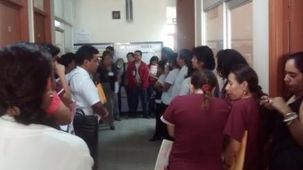 Trabajadores de salud se sumarán a paro nacional