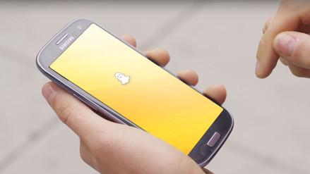 Snapchat amenaza a Facebook en visualizaciones de videos
