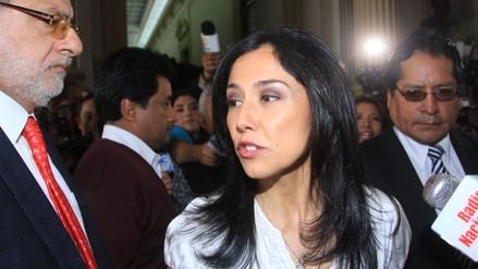 Nadine Heredia decidió no declarar ante comisión de Fiscalización