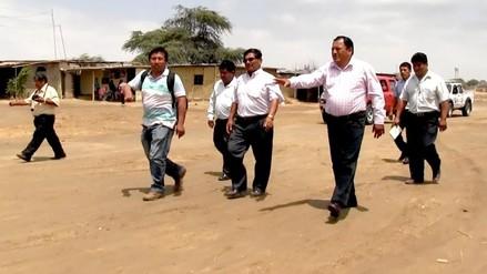Distrito de La Unión altamente vulnerable ante Fenómeno El Niño
