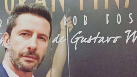 Marco Zunino cosecha aplausos con musical en Buenos Aires