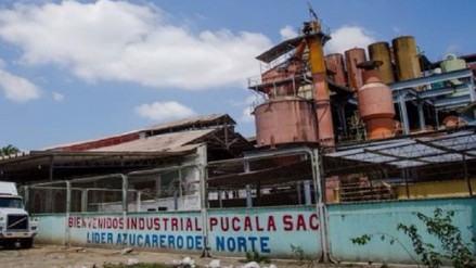 Trabajadores de Pucalá denuncian presencia de extraños en protesta