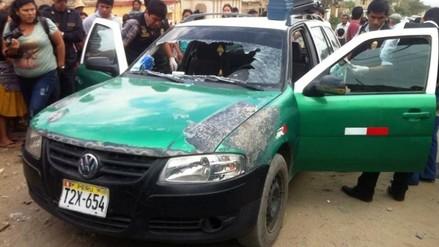 Trujillo: 90 colectiveros dejan de circular por temor a ser asesinados