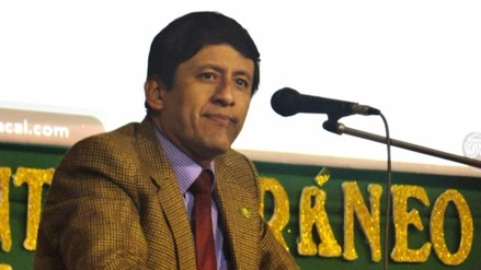 Guido Aguila reemplaza a Pablo Talavera como presidente del CNM