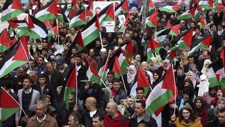 Las imágenes de una nueva jornada de violencia entre israelíes y palestinos