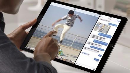 iPad Pro saldrá a la venta el miércoles en 40 países, pero no el Perú