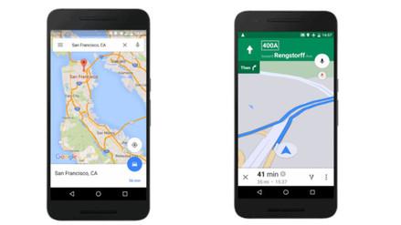Google Maps ahora funciona con o sin conexión a internet