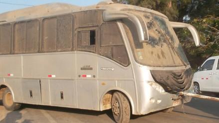 Chiclayo: embargan bus del 'Grupo 5' por incumplimiento de contrato
