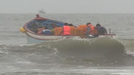 Suspenden la pesca exploratoria de pescadores anchoveteros