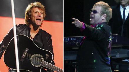 Elton John y Bon Jovi encabezan concierto por el medio ambiente