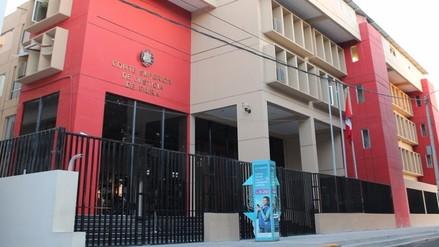 Piura: trabajadores judiciales se suman al paro nacional