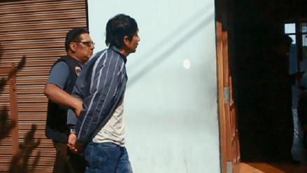 Capturan a integrante de banda delincuencial que asaltaba y violaba a mujeres