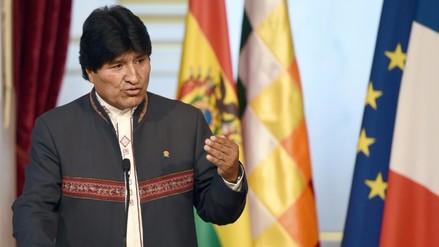 Evo Morales: relación con Europa pasó de la lástima al respeto en una década