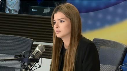 Eugenia Suárez sobre David Bisbal: 'No soy amiga de mi ex'