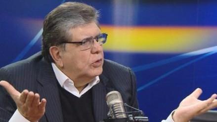 Trujillo fue elegido por el líder Aprista para inicio de campaña electoral