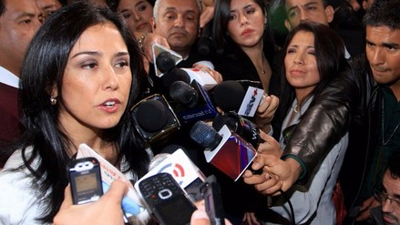 Nadine Heredia pasa a calidad de investigada en comisión de Fiscalización