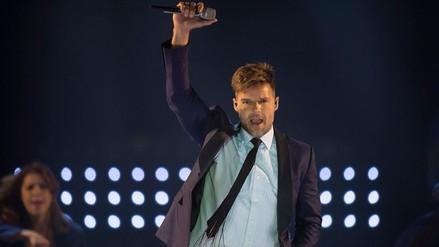 Ricky Martin alza su voz contra la trata de personas