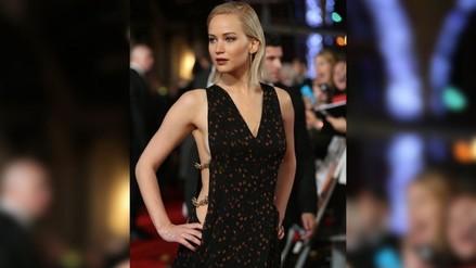 Sinsajo: Jennifer Lawrence volvió a protagonizar caída