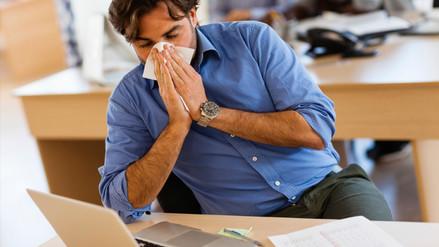 ¿Por qué vamos a trabajar aunque estemos enfermos?