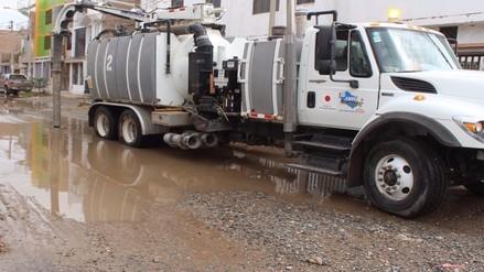 EPSEL recomendó a familias limpieza de cisternas y tanques por fenómeno El niño