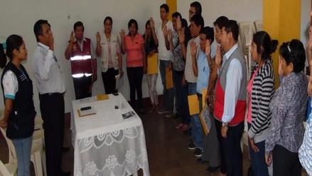 Instalan comité municipal del Niño y el Adolescente en el distrito de Olmos