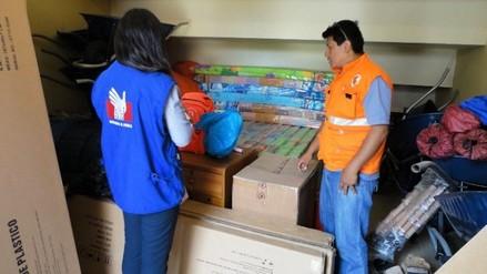 El Niño: solo 4 de 13 almacenes están implementados ante emergencias