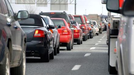 ¿Cuántas horas al día pierdes debido al tráfico?