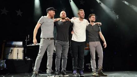 Coldplay será una banda de simios en próximo videoclip