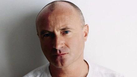 Phil Collins: no lo quieren sobre los escenarios