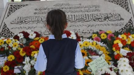 Enfrentamientos marcan el undécimo aniversario de la muerte de Arafat