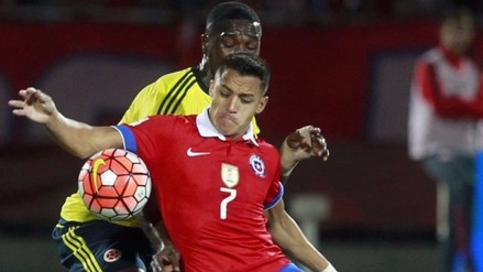 Chile vs. Colombia: 'mapochos' y 'cafeteros' igualaron 1-1 por las Eliminatorias Rusia 2018