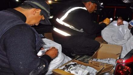Decomisan medicinas de contrabando provenientes del Ecuador