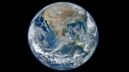Estudio: la Tierra tuvo agua desde su formación