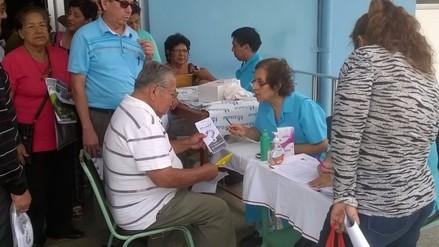 Reportan mensualmente 100 casos de diabetes en toda la red de EsSalud