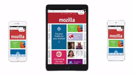 Firefox llega oficialmente a iOS  de Apple