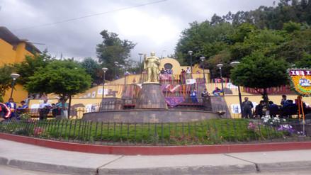 Andahuaylas: distrito de José María Arguedas cumple su primer aniversario