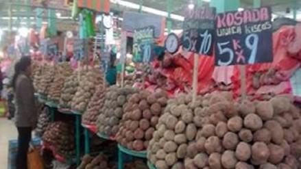 El precio de la papa se incrementa a 2 soles el kilo