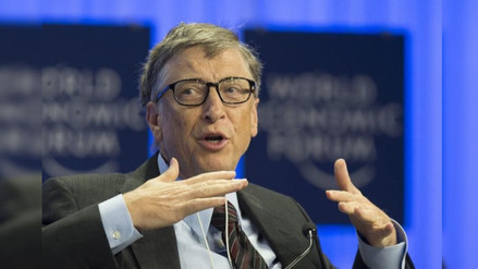 Bill Gates analiza cooperación nuclear con China