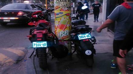 Ladrones de motocicletas ahora ofrecen la venta y chalequeo de unidades