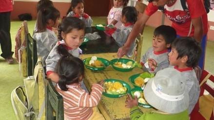 Realizan campaña contra la desnutrición crónica infantil