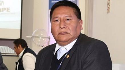 Alfredo Quispe tildó de caviar y fracasado al exprocurador Ronald Gamarra