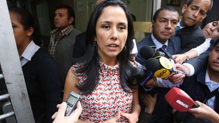 Nadine Heredia: confirman para el 20 de noviembre peritaje a agendas