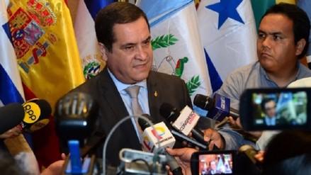 Iberico califica de soberana la decisión del Congreso de suspender a Abugattás