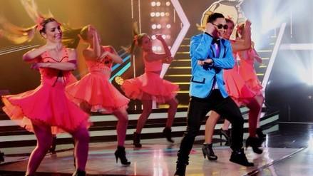 Reyes del Show: Kenji Fujimori bailó el 'Gangnam Style' como PSY