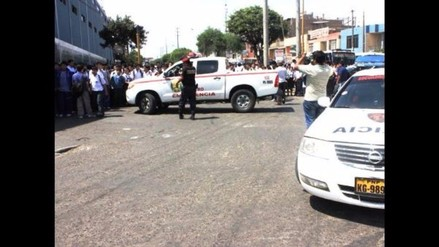 Trujillo: sicarios asesinan a escolar en Florencia de Mora