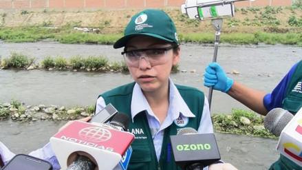 Trujillo: detectan contaminación de río Moche con residuos fecales