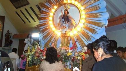Lamentan robo en capilla del Niño del Milagro a 2 meses de celebrar festividad